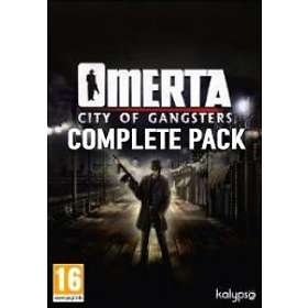 Omerta: City of Gangsters - Complete Pack (PC)