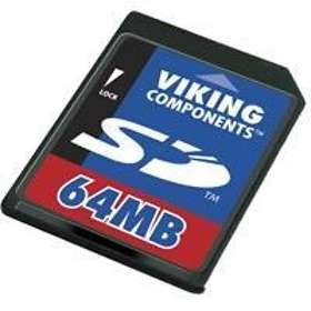 Viking InterWorks Secure Digital 64MB