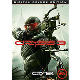 Crysis 3 - Digital Deluxe Edition Upgrade (PC)