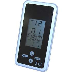 London Clock Company Lightweight Travel Alarm
