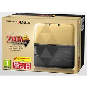 Nintendo 3DS XL (+ The Legend of Zelda: A Link Between Worlds) - Limited Ed.