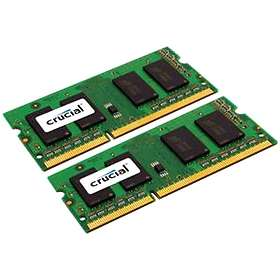 Crucial SO-DIMM DDR3 1600MHz Apple 2x8GB (CT2K8G3S160BM)