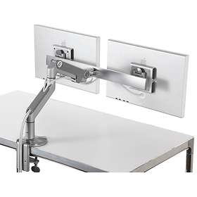 Humanscale M8 with Crossbar And Clamp