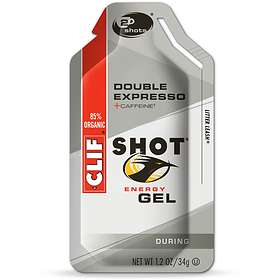 Clif Shot Turbo Energy Gel Double Expresso 34g