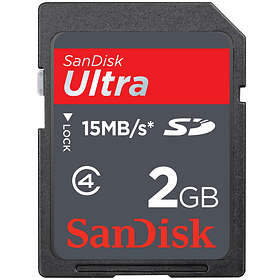 SanDisk Ultra Secure Digital 2GB