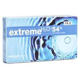 Hydrogel Vision Extreme H2O 54% DIA 13.6 (6-pack)