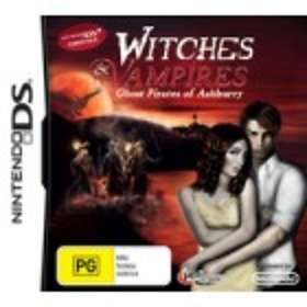 Witches & Vampires: Ghost Pirates of Ashburry (DS)