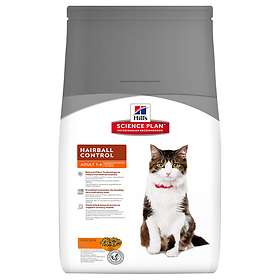 Hills Feline Science Diet Adult Hairball Control 2kg