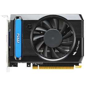 MSI GeForce GT 630 OC DDR3 HDMI 2GB