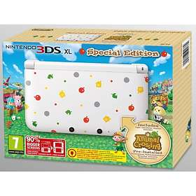 Nintendo New 3DS XL (incl. Animal Crossing: New Leaf) - Special Edition