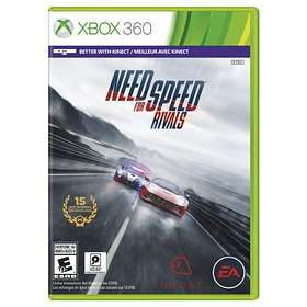 Need for Speed Rivals (USA) (Xbox 360)