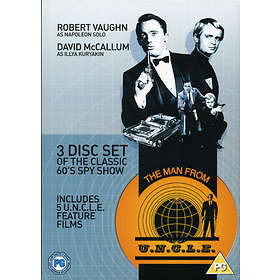 Man from Uncle (3-Disc)