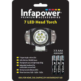 Infapower 7 LED