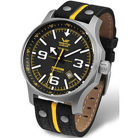 Vostok-Europe Expedition Automatic Leather
