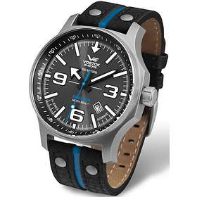Vostok-Europe Expedition Automatic Steel