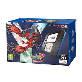 Nintendo 2DS (+ Pokemon Y)