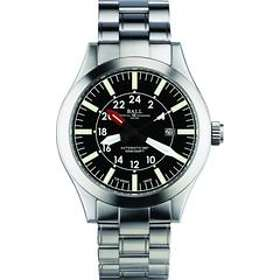 Ball Watch Aviator GMT GM1086C-SJ-BK