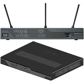 Cisco 898EA Integrated Services Routers