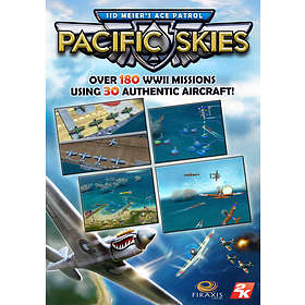 Sid Meier's Ace Patrol: Pacific Skies (PC)