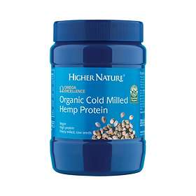 Higher Nature Organic Cold Milled Hemp Protein 0.25kg
