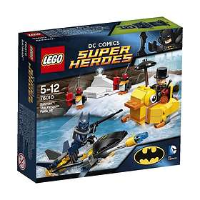 LEGO DC Comics Super Heroes 76010 Batman: The Penguin Face Off