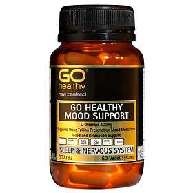 Go Healthy Mood Support 60 Capsules