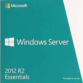 Microsoft Windows Server 2012 R2 Essentials 2 CPU Eng (64-bit)