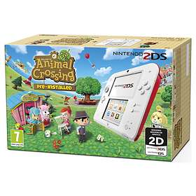 Nintendo 2DS (+ Animal Crossing: New Leaf)