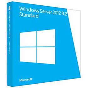 Microsoft Windows Server 2012 R2 Standard 2 CPU Eng (64-bit OEM)
