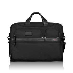 Tumi Alpha Compact Large Screen Laptop Brief 17""