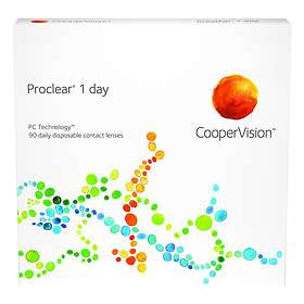 CooperVision Proclear 1-Day (90-pack)