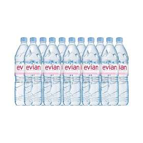 Evian Natural Mineral Water 1.5l 12-pack