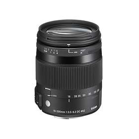 Sigma AF 18-200/3,5-6,3 DC HSM Contemporary Macro for Sony A