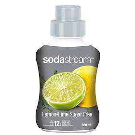 SodaStream Lemon-Lime Sugar Free 500ml