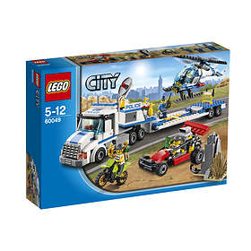 LEGO City 60049 Helicopter Transporter