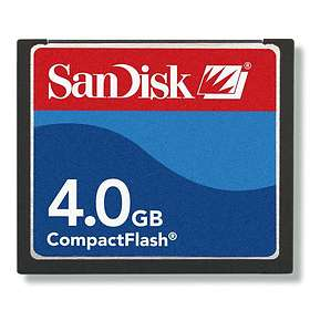 SanDisk Compact Flash 4GB