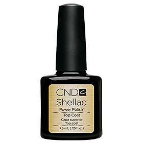 CND Shellac Power Polish Top Coat 7.3ml