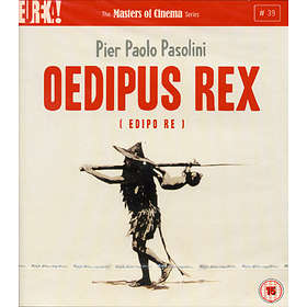 Oedipus Rex (1967) (BD+DVD) (UK)