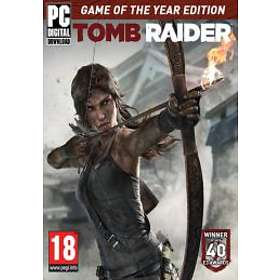 Tomb Raider - Game of the Year Edition (PC)