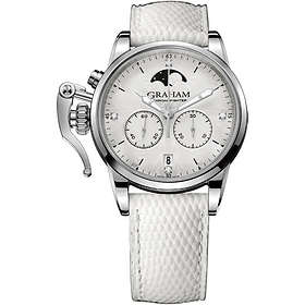 Graham Watches Chronofighter 1695 Lady Moon 2CXBS.S06A