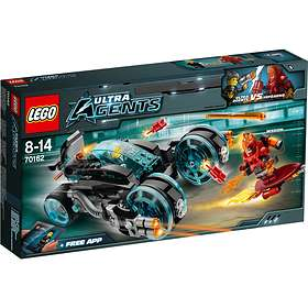 LEGO Ultra Agents 70162 L'interception d'Infearno