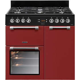 Leisure Cookmaster 90 Dual Fuel (Red)