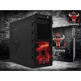 Taurus Gaming Overkill GTX 780 Limited - 3,4GHz QC 8GB 250GB DVD±RW