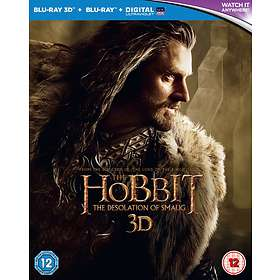 The Hobbit: The Desolation of Smaug (3D)