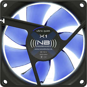 Noiseblocker Black Silent X-L2R 80mm