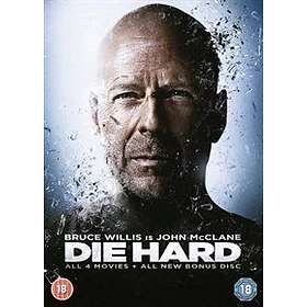 Die Hard - Quadrilogy (5-Disc)