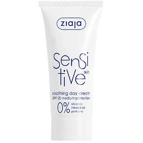 Ziaja SenSitiVe Soothing Day Cream SPF20 50ml