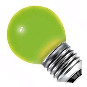 Bell Lighting Round Vacuum Filled Green E27 15W