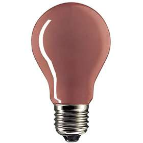 Bell Lighting GLS Vacuum Filled Red 75lm E27 25W