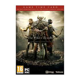 The Elder Scrolls Online - 60 Days Pre-Paid Time Card
